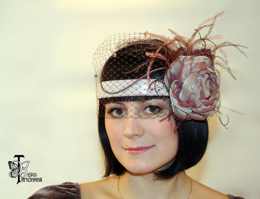 Как сделать шляпа на голову своими руками